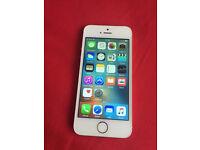iPhone 5S 16GB PINK/WHITE Unlocked in iPhone 6 mini Housing!