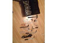 Tool box full of car tools