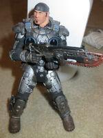 Gears of War Marcus Action Figure Loose