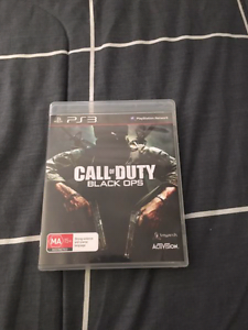 Call of Duty Black Ops 1 PS3 Kinross Joondalup Area Preview