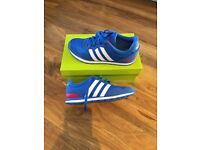 Adidas shoes new size 4