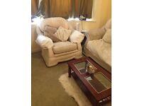 FREE 3 piece suite Wardrobe Bed ( no mattress , broken drawer )