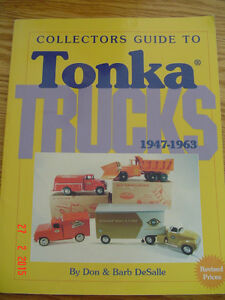 COLLECTORS GUIDE TO TONKA TRUCKS 1947-1963, DON AND BARB DESALLE