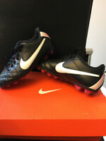 Nike Soccer Shoes - Girls size 13