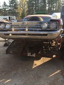 1968 FORD GALAXIE 500     PARTS
