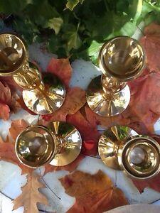 Beautiful Brass Candlesticks  Belleville Belleville Area image 7