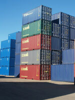 Sea Worthy Container for Storeage and Shipping- $1750