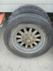 CLEARANCE Buick Tires and Rims $100.00 each OBO