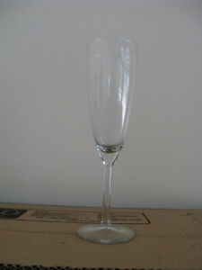 long stemmed wine glasses & wine set Prince George British Columbia image 2