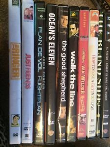 80 DVDs for sale London Ontario image 2