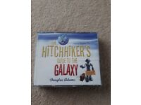Hitchhikers Guide To The Galaxy Audio CD set
