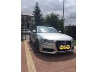 Audi A6 Sline LHD 245bhp