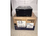 Denon Ceol N5 hi-fi & Q Acoustics 2010i speakers
