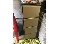 Filing Cabinet and File Holders