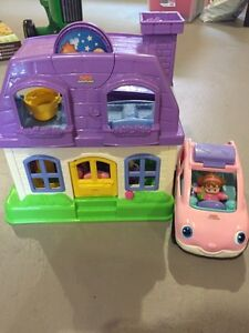 Little people Happy Home with sounds/ Van  London Ontario image 2
