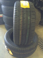 225/45R17 Two brand new CONTINENTAL tires