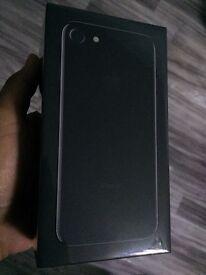 Iphone 7 Jet Black 128gb Brand New Unlocked