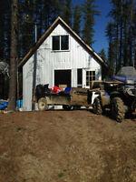 Camp de chasse a vendre