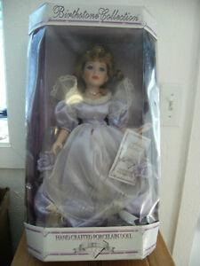 Ensemble de poupées de collection avec Barbie