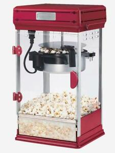 10-Cup Theatre-Style Popcorn Maker - Brand New - On Sale