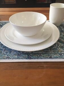 16 piece fine bone china