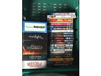 Blu rays £1 each