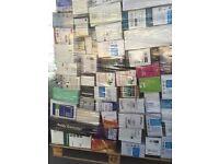3 pallets of Laser Printer Toner Cartridge Job Lot Clearance - All must go!!!