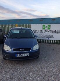 Ford C-Max zetec 6 months warranty extended warranty available