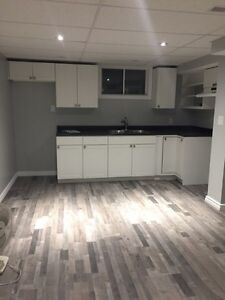 Brand new beautiful basement apartment for rent with shared gym