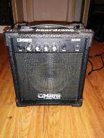 Matrix guitar amplifier
