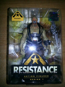 RAVAGER FROM RESISTANCE SERIES 1 NEW IN BOX!!! ONLY 15$ London Ontario image 1