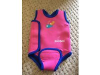 baby wetsuit 0- 6 months