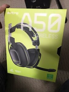 Headphones A50