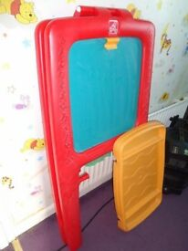 Kids Easel step 2 board for 2