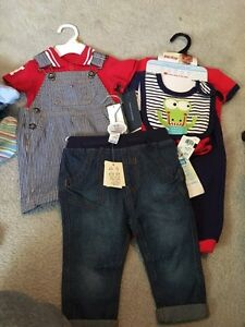 3-9m Clothes (mostly 6m)