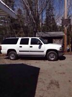 2004 mint suburban only summer used*