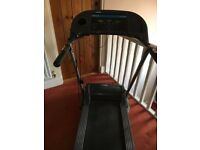 reebok treadmill used about 4 times ,like new would make great x,mas present