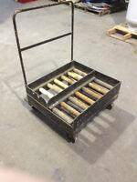 Chariot heavy-duty pour batterie de lift ou chariot élévateur