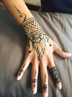 Free Henna for Pregnancy Mothers