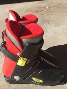 Head Kids ski boots size 4.5