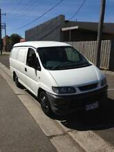 1998 Mitsubishi Express Van/Minivan St Kilda Port Phillip Preview