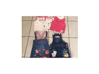 Large bundle girls 2-3 years clothes