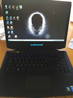 Alienware 14 For Trade