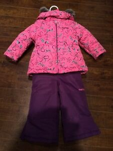 Excellent condition Oshkosh snowsuit
