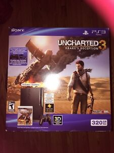 *Brand New* Not Opened PS3 System w/Game