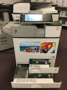 LEASE/BUY Ricoh Color Copy Machine Photocopier 11x17
