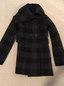 Women's Dynamite Winter Pea coat Kitchener / Waterloo Kitchener Area image 3