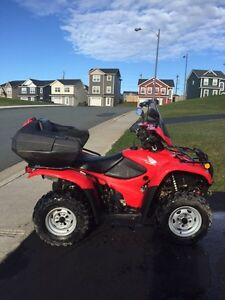 Honda Atv St. John's Newfoundland image 1