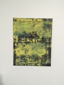 Abstract painting  London Ontario image 1