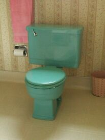 Wanted coloured toilet and sink